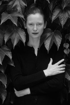 "Katherine Mathilda ""Tilda"" Swinton (born 5 November 1960) is a British actress and fashion muse known for both arthouse and mainstream films. Can't believe her age. She looks GREAT."