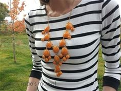 Bubble Necklace - Lots of color choices!