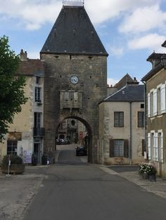 Planning a trip to Burgndy? Noyers sur Serein is one of 8 rustic villages to include in your itinerary What To Pack, France Travel, Empty, Burgundy, Rustic, How To Plan, Mansions, House Styles, Country Primitive