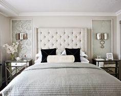 34 fantastiche immagini su Camera da letto elegante | Bedroom ideas ...