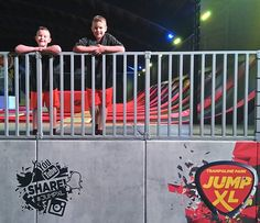 Share #jumpxl - Feel like Flying @ Jump XL trampolinepark #Waalwijk - Sem & Djim did have fun today. Wonderful boys  #jumpxlwaalwijk #trampoline #trampolines #trampolinepark  How was your jump today?  Share and we give a #shoutout  #instakids #wildcats #backflips #instaboys