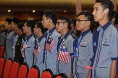 04 Sept 2014 - Majlis Amanat dan Lafaz Ikrar Pelajar Baharu Sempena Hari Taaruf Sarjana Muda Sesi Akademik 20142015