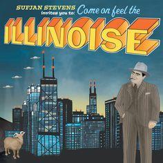 "#16: ""Illinoise"" by Sufjan Stevens - listen with YouTube, Spotify, Rdio & Deezer on LetsLoop.com"