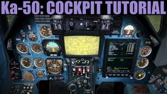 ka-50 cockpit - Google Search Helicopter Cockpit, 50th, Google Search