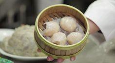 Har Gow   Lucky Peach  Martin Yan teaches perfect shrimp dumplings.   http://luckypeach.com/cooking-har-gow-with-martin-yan-2/