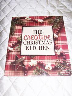 VINTAGE BOOK Craft Cookbook The Creative by JunqueInMyTrunks