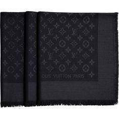 Louis Vuitton Scarf Monogram Shawl M71329 Bzd