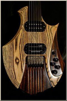 * ZR guitars