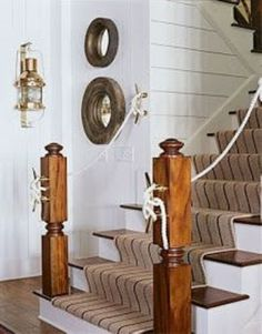 Nautical Boat Cleats for Hardware and Hooks - Coastal Decor Ideas Interior Design DIY Shopping