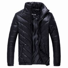 2014 New Arrival Men's Winter Coat Padded Jacket Autumn Winter Outwear Men's Casual Coat, A040 fashion free shipping top quality