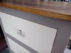 #chalk paint #autentico #drawer #handmade