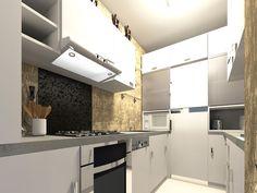 Rekonštrukcia miniatúrnej kuchyne | Living Styles