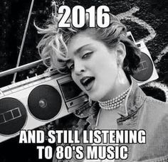 Even though I was born the 90s my parents raised me right. I might not know how the lingo today but I can rock out hard to Bon Jovi, Journey, Def Leppard and more.