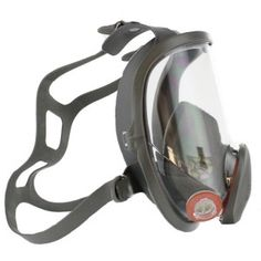A Respirator Mask To Protect You From Bleach And Mold