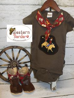 1000 Images About Country Western Baby Clothes On