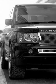Range rover #boris_stratievsky #luxury_vehicles #cars