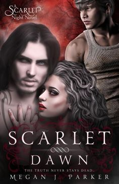 "Only $0.99 on #Amazon #Kindle: ""Scarlet Dawn: A Scarlet Night #Novel"" by Megan…"