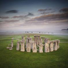 Scientists unlock the secret of the Stonehenge stones Stonehenge, Norfolk, Brighton, Bournemouth, Illinois, Salisbury Plain, Archaeology News, English Heritage, Places