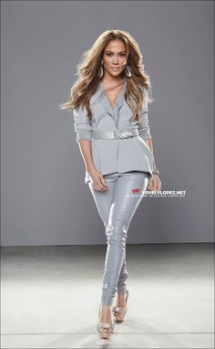 Gorgeous outfit ☆ J Lo ☆
