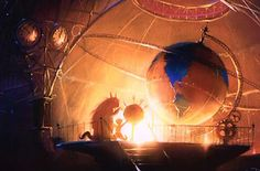 67 Pieces Of Stunning Pixar Concept Art. All of these are fantastic
