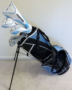Womens Golf Set, Ladies Golf Clubs, Golf Club Sets, Petite Women, Golf Bags, 5 S, Perfect Fit, All In One, Product Launch