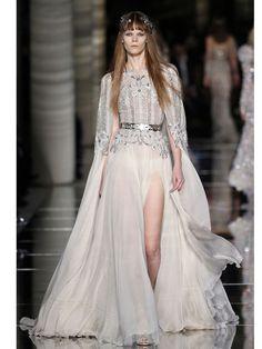 Haute Couture Printemps-Été 2016   50 robes de mariée qui nous font rêver ab217b8c0a1