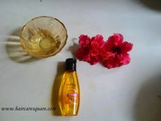 Diy Hibiscus Hair Oil which is just perfect for hot oil treatment. Its benefits are faster hair growth, covering gray hair and treating dandruff. Gorgeous Hair, Amazing Hair, Losing Hair Women, Covering Gray Hair, Hair Growth Treatment, Hair Treatments, Hair Growth Tips, Hair Loss Remedies, Strong Hair