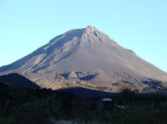 Pico Do Foco   Cape Verde islands
