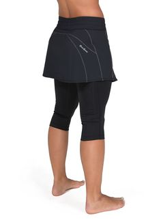 Skirt Sports Womens Jette Capri Skirt Black Small -- Click image to review more details. (This is an affiliate link) Running Equipment, Capri, Sports Skirts, Sports Women, Gym Men, Link, Image, Clothes, Fashion