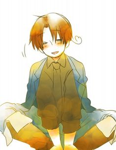 Hetalia 30 Day Challenge - Day 29: Character you'd want personified as a cat- I'm not a fan of cats, but if I had to choose, I'd say Italy. He's adorable and sweet! I think he'd make a nice pet cat :)