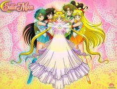 Arco Iris de Azúcar: ¡Sailor Moon 2014! No es un REMAKE es una ADAPTACIÓN del manga