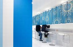 Google headquarters by Klein Dytham Tokyo 07 Google headquarters by Klein Dytham, Tokyo