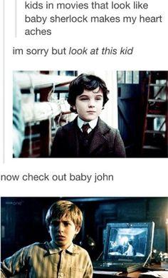 they look like kid sherlock and kid John Watson. Sherlock Fandom, Sherlock John, Bbc Sherlock Holmes, Watson Sherlock, Jim Moriarty, Sherlock Quotes, John Watson, Johnlock, Martin Freeman