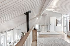 Home Fashion, Attic, House Ideas, Stairs, Loft, Decorating, House Styles, Inspiration, Home Decor