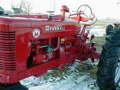 1953 Farmall Super M for sale Farmall Super M, Farmall Tractors, Old Tractors, International Tractors, International Harvester, Case Tractors, Antique Tractors, Case Ih, Vintage Farm