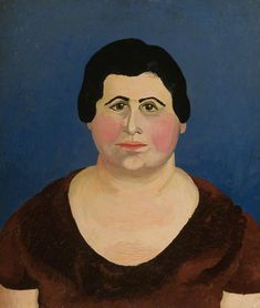Jeanette Horowitz (1921) by Cedric Lockwood Morris (1889-1982), British (artuk)