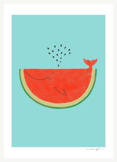 Whale Melon by Lim Heng Swee