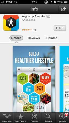 Fitness & health app