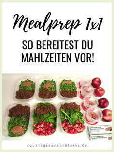 Die ultimativen Mealprep Tipps - Squats, Greens & Proteins by Melanie Workout Songs, Workout Shirts, Essen To Go, Workout Session, Fitness Motivation, Fitness Hacks, Fitness Workouts, Workout Schedule, Build Muscle
