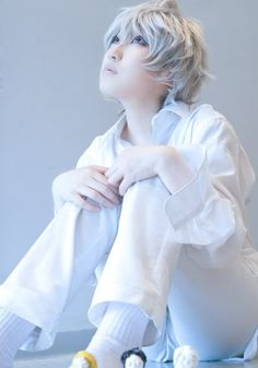 Amazing cosplay of Near!! •Death Note• | •Death Note ... |Near Death Note Cosplay