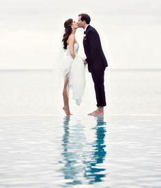 Pretty Time for Pretty Outdoor Destination Beach Weddings