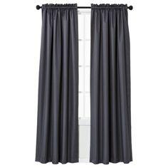 Eclipse™ Braxton Thermaback Window Panel - dark gray