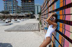#newpost #linkinbio #blogger #blog #fashion #style #ootd #outfit #trend #woman #women #womenstyle #womenfashion #outfitoftheday #fblogger #new #post #instaphoto #instadaily #whitebeach #beach #seaside #sea #swimsuit #white #body #mamaia  #shooting #model #whiteswimsuit  #cateye #sunglasses White Swimsuit, Seaside, Outfit Of The Day, Swimsuits, Ootd, Sport, Sunglasses, Woman, Beach