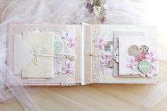 """Моё любимое хобби: Свадебный альбом в рамках СП """"Wedding album"""". Внимание, очень много фото)))!"""