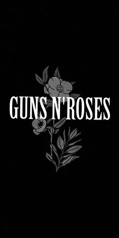 Rock Band Posters, Rock Poster, Guns And Roses, Rock Songs, Rock Music, Emo Wallpaper, Vintage Music Posters, Band Wallpapers, Axl Rose