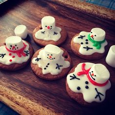Cookies Christmas Baking, Christmas Cookies, Swans, Christmas Inspiration, Holiday Recipes, Gingerbread, Motivation, Desserts, Diy