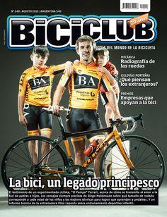 Revista Biciclub Nº 248 – Agosto 2015