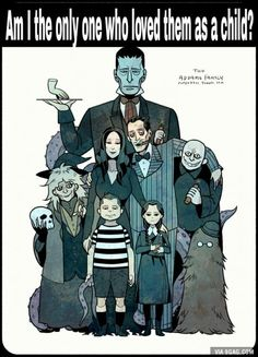 The Addams Family by freestarisisYou can find The addams family and more on our website.The Addams Family by freestarisis The Addams Family, Addams Family Cartoon, Addams Family Characters, Tim Burton, Fanart, Los Addams, Charles Addams, Tv Movie, Family Drawing