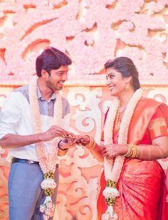 Allari Naresh and Viroopa Engagement Photos