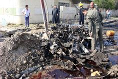 Black Monday in Iraq: 55 killed, almost 300 injured in series of attacks